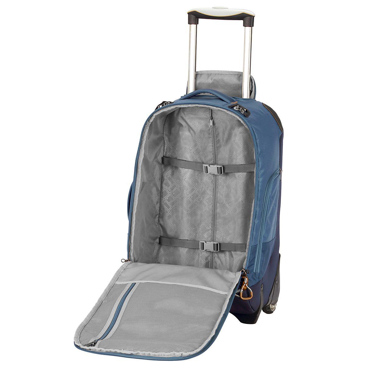 Lightweight Rolling Backpack - Crazy Backpacks