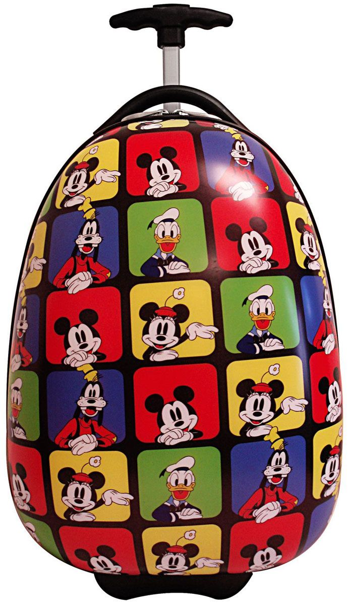Kids Mickey Mouse Luggage | Luggage And Suitcases